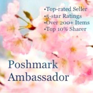 🌸Poshmark Ambassador 06/30/20